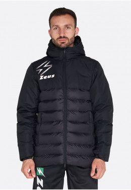 Футбольная форма (шорты, футболка) Zeus KIT LYBRA UOMO BL/LR Z00234 Куртка Zeus GIUBBOTTO OLYMPIA NERO Z01494