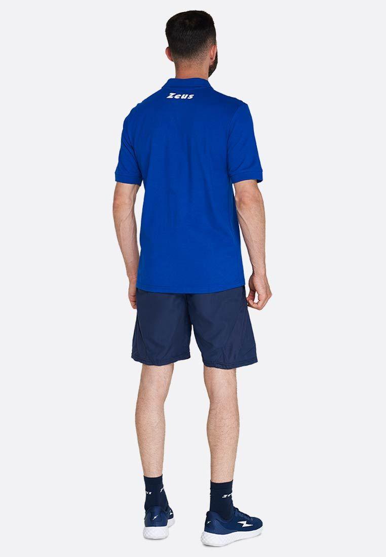 Тенниска (+ шорты) Zeus KIT OLYMPIA RO/BL Z01499