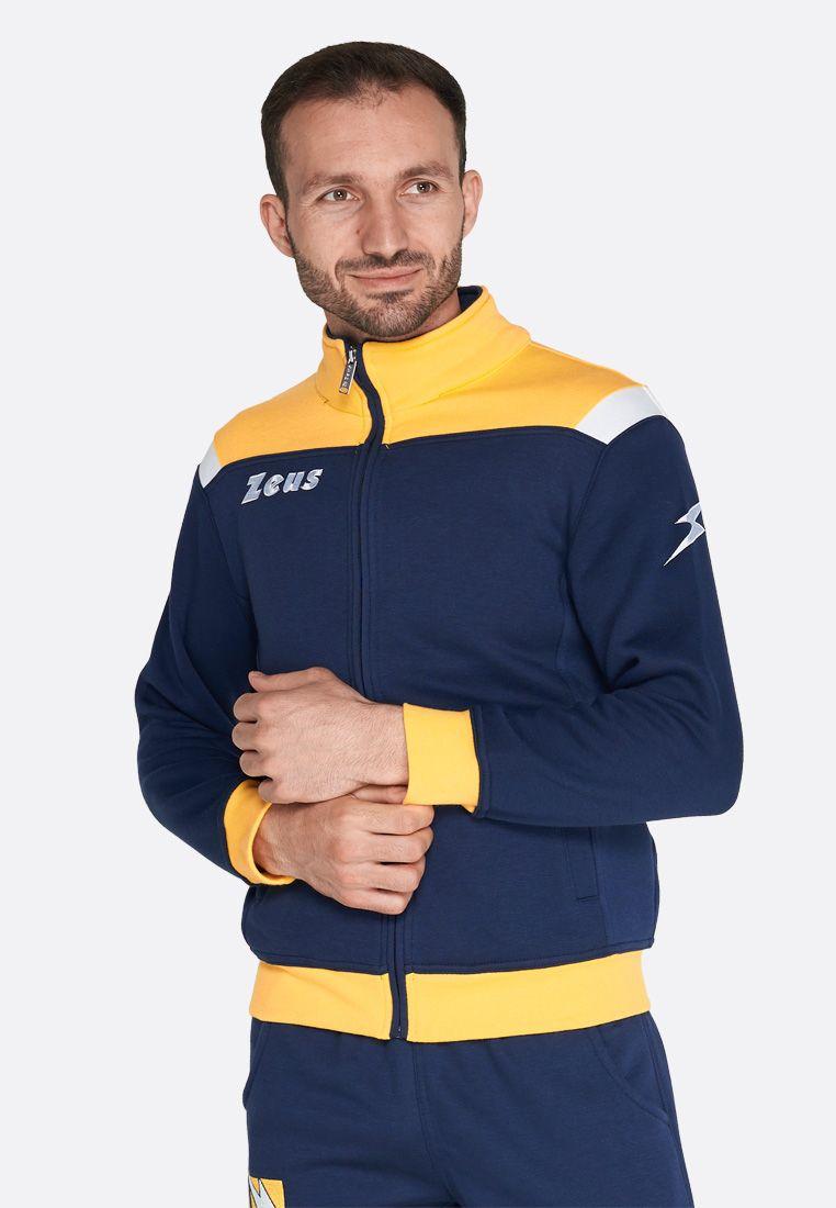 Спортивный костюм Zeus TUTA VESUVIO WINTER BL/GI Z01502