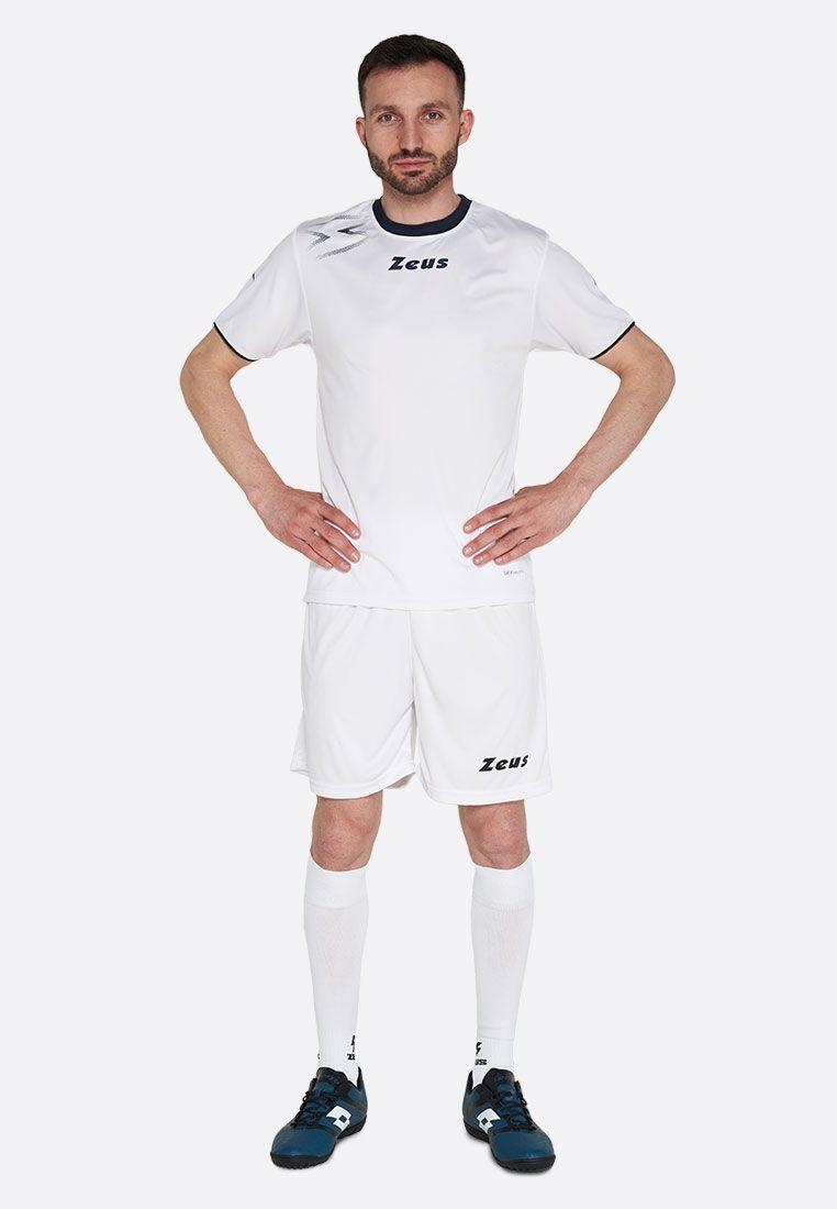 Футболка футбольная Zeus SHIRT MIDA BI/BL Z01503