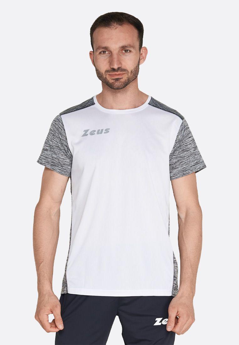 Футболка Zeus T-SHIRT CLICK BIANC Z01536