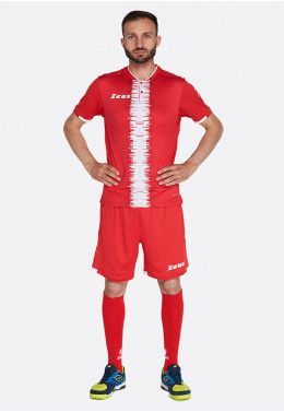 Футбольная форма (шорты, футболка) Zeus KIT PERSEO RE/BI Z01568