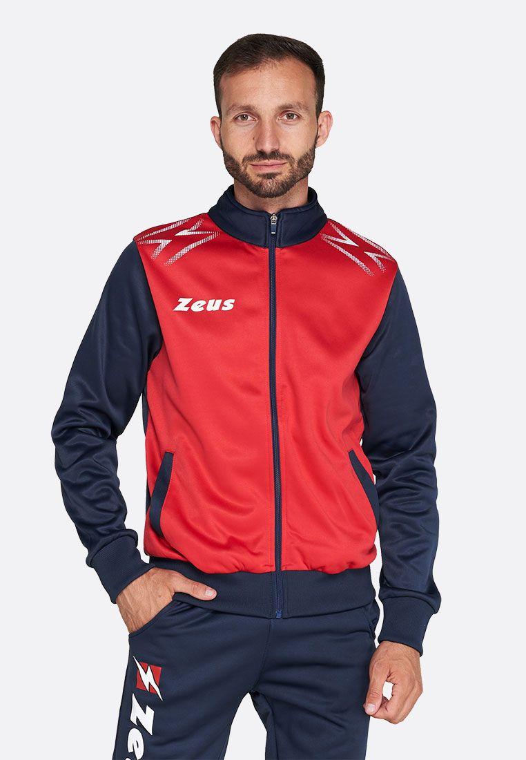 Спортивный костюм Zeus TUTA EASY BL/RE Z01574
