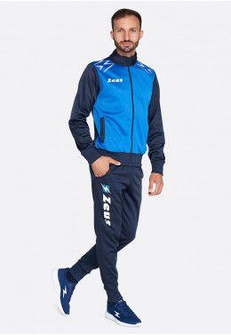 Спортивный костюм Zeus TUTA EASY BL/RO Z01575