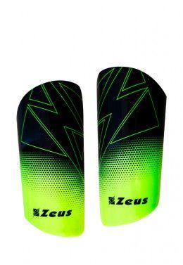 Гетры Zeus CALZA ENERGY ROSSO Z00057 Щитки футбольные Zeus PARASTINCHI EKO NE/GF Z01600