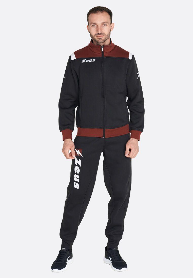 Спортивный костюм Zeus TUTA VESUVIO WINTER NE/GN Z01607