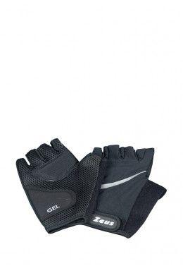 Перчатки для фитнеса Zeus GUANTO PALESTRA GEL NERO Z01617